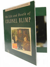 The Life and Death of Colonel Blimp Criterion Laserdisc