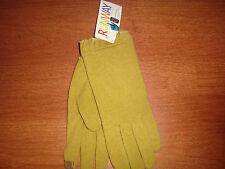 * XL Womens echo RUNWAY Touch Screen Gloves I-Phone Wool Blend Moss Green