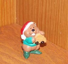 Hallmark Merry Miniatures 1995 Toy Maker Beaver