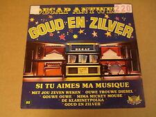 ORGAN LP / DECAP ANTWERP - GOUD EN ZILVER