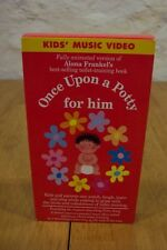 ONCE UPON A POTTY FOR HIM VHS VIDEO
