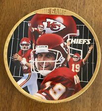 "1994 Joe Montana Sports Impressions Collector's Plate ""The Gamer""  8.5"" /7,500"
