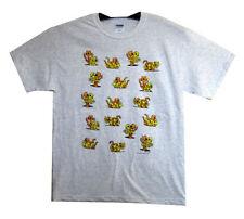 NEW Sexy T-SHIRT Tiermotiv Fun Shirt Tiger Größe L