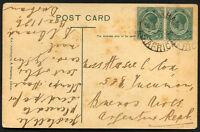 BRITISH SOUTH AFRICA to ARGENTINA postcard circulated circa 1920