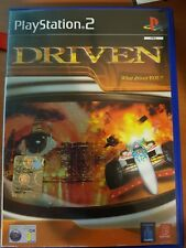 DRIVEN - PLAYSTATION 2 PS2 USATO