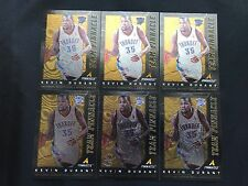 Lot 6 Kevin Durant 2013-14 Panini Team Pinnacle FMVP Non Auto Nice Cards