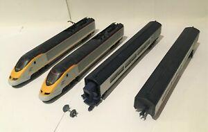 Jouef HO (Hornby) Eurostar Locomotive FOR SPARES ONLY