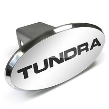 Toyota Tundra Oval Aluminum Tow Hitch Cover