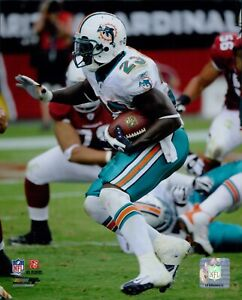 Ronnie Brown Miami Dolphins NFL Licensed Unsigned Glossy 8x10 Photo D
