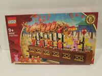 80102 Dragon Dance 100/% NEW FREE SHIPPING seller 2019 LEGO ASIA EXCLUSIVE U.S
