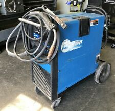 Miller Millermatic 210 Wire Welder 200230v 1ph With Gun And Clamp