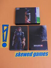 Mass Effect 3 N7 Collectors Edition - cib - Mint - XBox 360 Microsoft