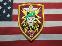 US Army Military Assistance Command Vietnam MACV Patch MACV SOG
