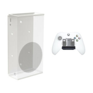 HIDEit Series S Pro Bundle Wall Mounts for Xbox Series S & Xbox Controller