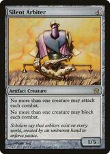 Silent Arbiter Fifth Dawn NM-M Artifact Rare MAGIC THE GATHERING CARD ABUGames