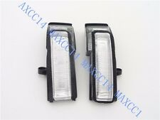 Pair Door rear view mirror Signal Lamp Light For FORD F150 LOWER CONFIGURATION