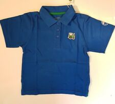 Tractor Ted Polo Shirt - Royal Blue Boys T Shirt Age (5-6) Brand New