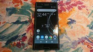 Sony  Xperia XZ Premium G8141 - 64GB - Deepsea Black (Ohne Simlock) Smartphone