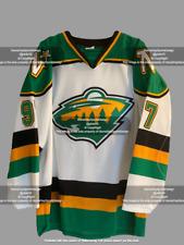 Minnesota Wild / North Stars White Concept Retro Mashup Jersey (S-3Xl)