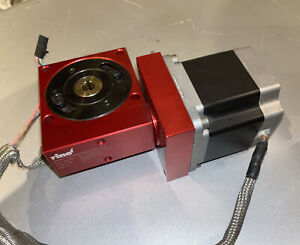 Rino Ondrives Precision worm gearbox 30:1 with Vexta Stepper Motor