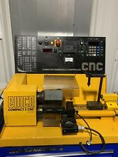 New listing Emco Compact 5 Cnc Lathe