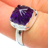 Amethyst 925 Sterling Silver Ring Size 7.25 Ana Co Jewelry R48190F