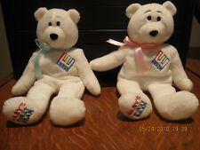 NEW-RARE--ENRON Baby's First Bear (Beanie Baby Style)