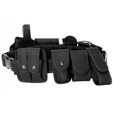 Security Police Officer Guard Law Enforcement Equipment Nylon Duty Belt Rig Gear