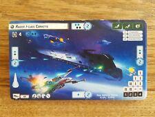 Star Wars Armada Raider-I Corvette Promo Alt Art Card