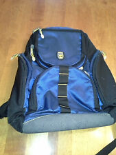 Timberland Backpack - Bright Blue many Pockets -  Back to School