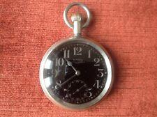 WW1 Omega Aviators Military Pocket Watch RFC.