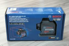 Bosch GLL3-300 360⁰ Three-plane leveling and alignment-line laser