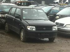 Daihatsu Cuore VI L7 Stoßstange vorne in schwarz
