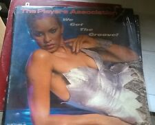 The Players Association  We Got The Groove! 1980 disco vinile lp nuovo VSD 79431