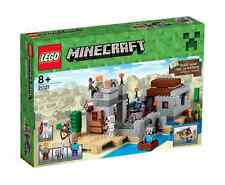 LEGO ® Minecraft 21121 deserti avamposto NUOVO OVP _ The Desert Outpost NEW MISB NRFB
