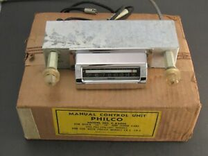 NOS 1941-1948 Buick Philco Radio Head Control Unit