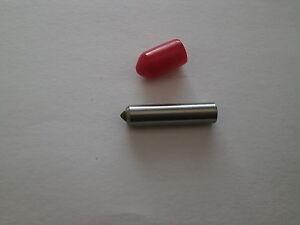 Einkornabrichtdiamant Abrichtdiamant Diamant 1,0 carat NEU OVP 6mm Aufnahme
