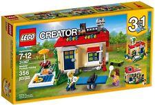 LEGO CREATOR VACANZA IN PISCINA MODULABILE 3IN1 7-12 ART. 31067