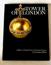 TOWER OF LONDON by Christopher Hibbert 1978