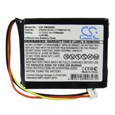 GPS Battery FOR TomTom One 3rd Edition Dach, One XL Dach TML