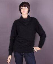 ANGORA pull femmes, couleur: noir et taille: XL ou XXL (au choix)