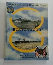 2 Vtg WW2 Unread 1986 Burtonwood 8th Air Force 1942 Gunter Field School Yearbook