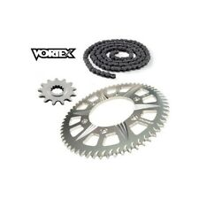 Kit Chaine STUNT - 14x54 - YZF-R6 99-02 YAMAHA Chaine Grise