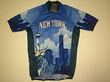 New size 2XL / XXL - NEW YORK State City Road Bike MTB Cycling Jersey