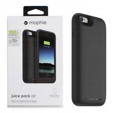 Mophie iPhone 6S / 6 Juice Pack Air Charging Cover Case - Black