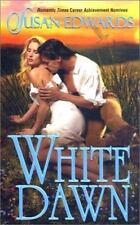 White Dawn Susan Edwards Paperback Romance Love Novel Story Book Passion Desire
