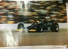 Mark Donohue Poster (1972 Indianapolis 500 Champion)