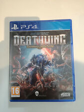 space hulk deathwing death wing enhanced edition ps4 playstation 4 ps 4 neuf