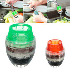 Cool Household Activated Carbon Water Filter Kitchen Faucet Purifier Filtration