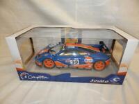 SOLIDO MCLAREN F1 GTR 24HR LE MANS 1996 #33 S1804101 BNIB 1:18